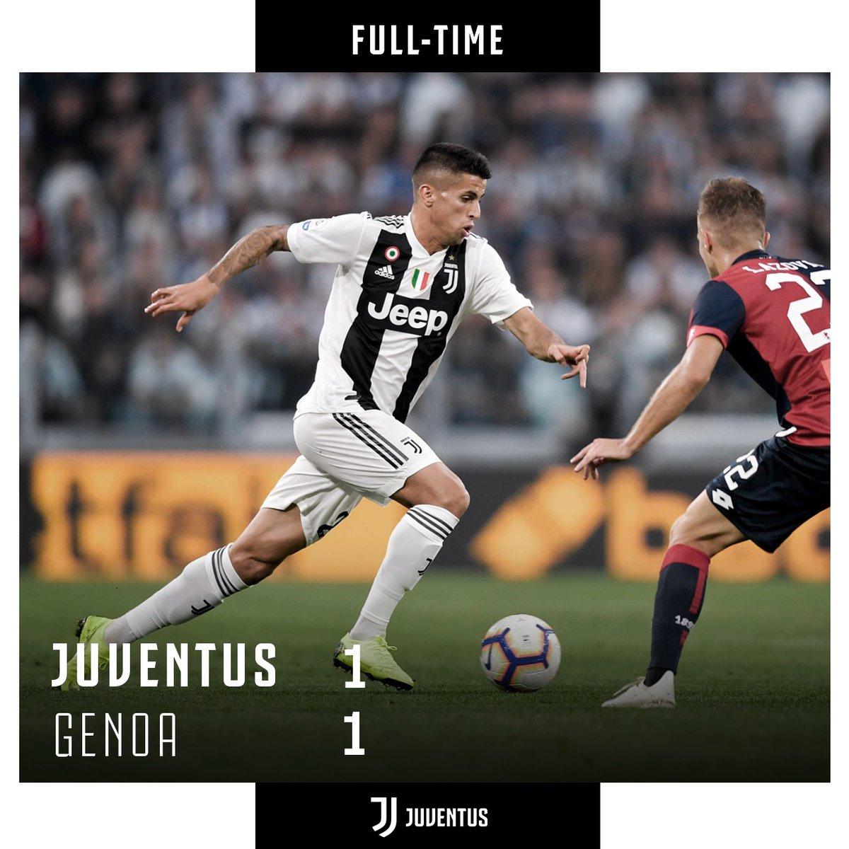 Il Genoa ferma la Juventus: le parole di Allegri ed Juric