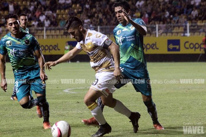 Resultado y goles del Potros UAEM 0-1 Dorados del Ascenso MX Clausura 2018