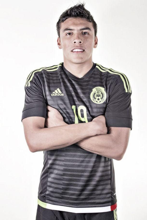 Conoce a Diego Pineda, delantero de la Selección Nacional Sub-20
