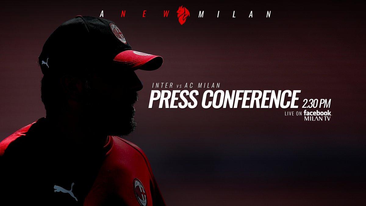"""Milan, Gattuso in conferenza: """"La squadra è in crescita, domani bisogna fare bene entrambe le fasi"""""""