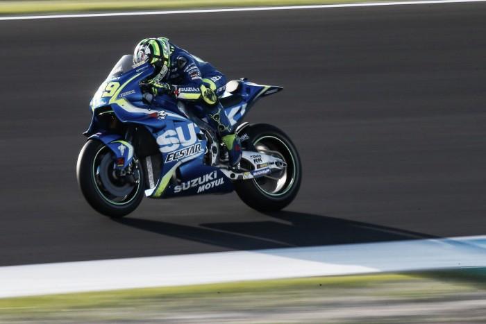MotoGP - Test Jerez: Iannone il più veloce nell'ultima giornata