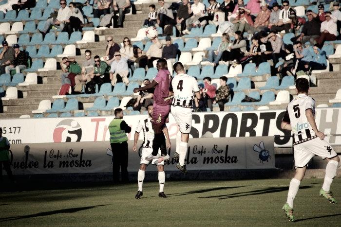 Empieza el sprint final de la primera vuelta para el CD Badajoz