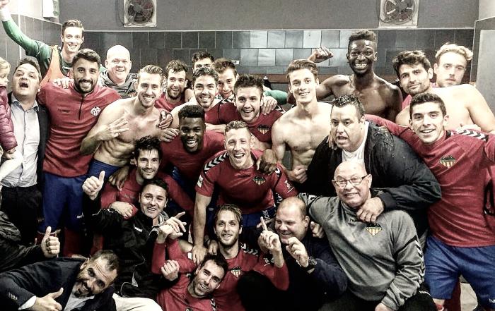 Atlético Saguntino - Ontinyent CF: en la parte alta sin olvidar el objetivo
