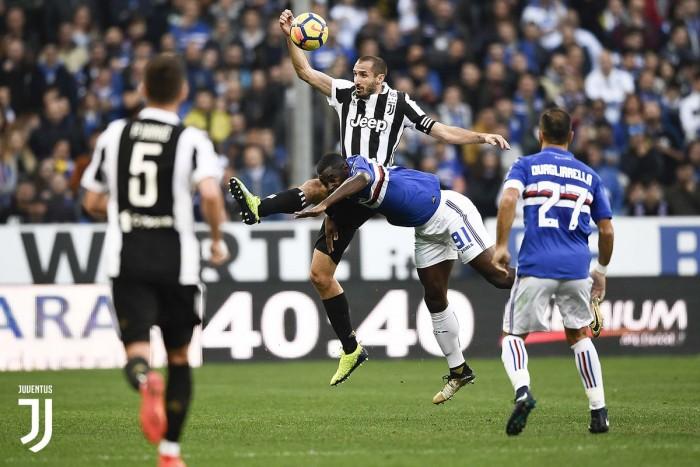 Juventus vulnerabile, Chiellini: