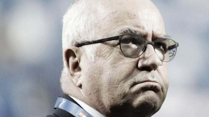 FIGC, Tavecchio si è dimesso