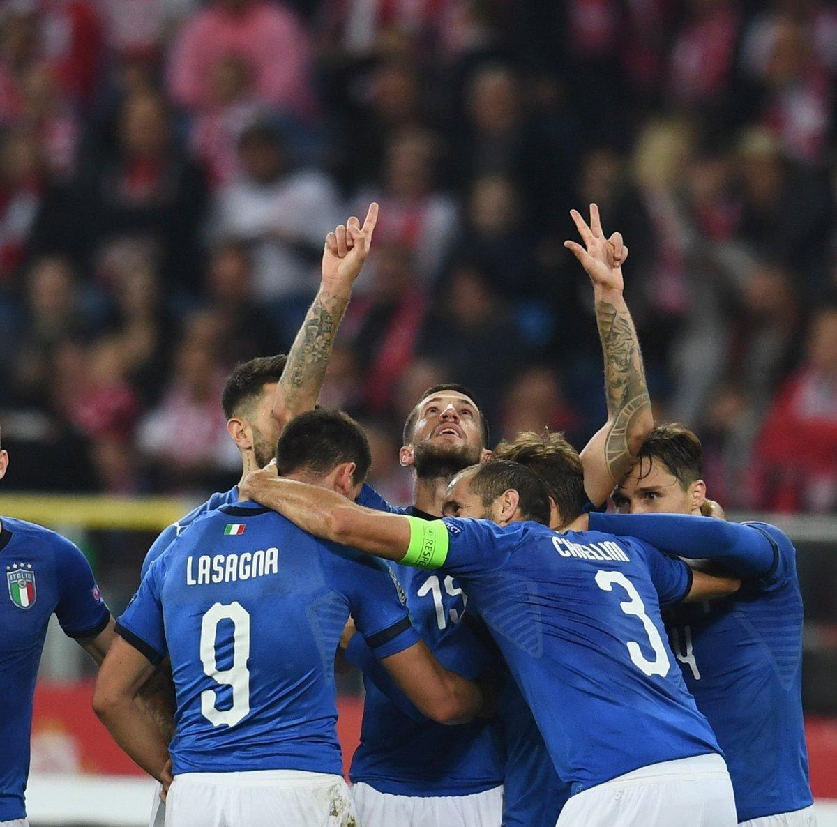 Nazionale Italiana - Le pagelle: tutti promossi nella sfida contro la Polonia