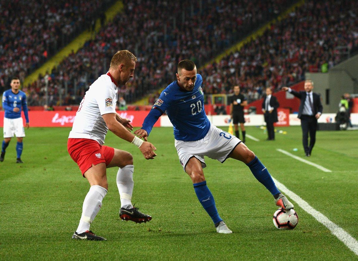 Italia - Finalmente bel gioco e vittoria: contro la Polonia solo note liete