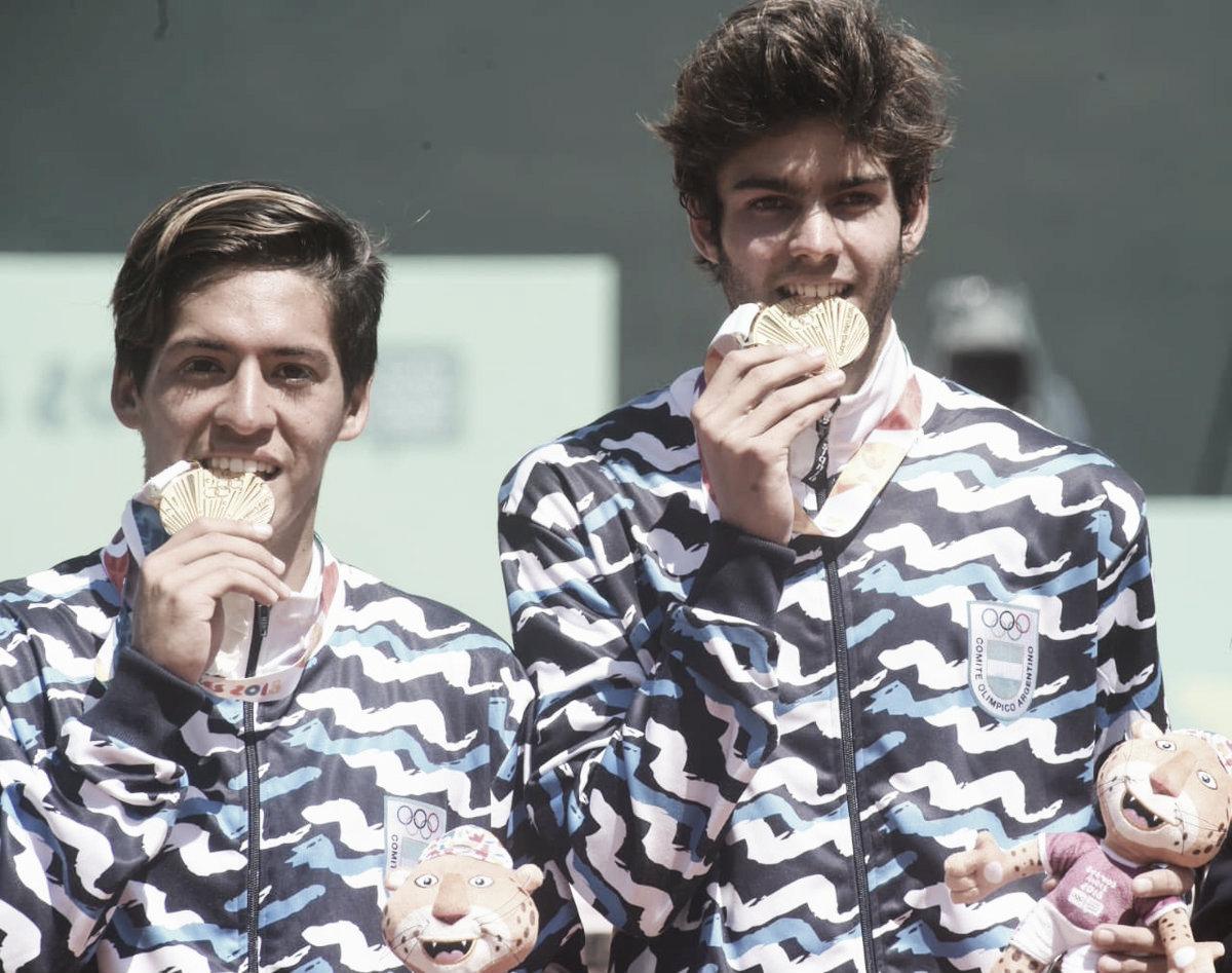Buenos Aires 2018: Primer oro en Tenis