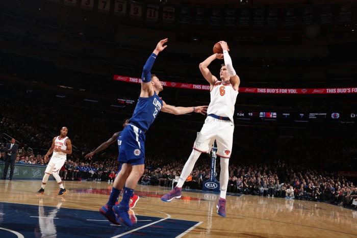 NBA - I New York Knicks delle piccole soddisfazioni, che mettono a segno vittorie e record