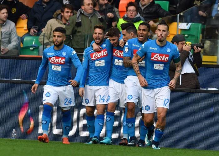 Napoli-Juve, Hamsik: