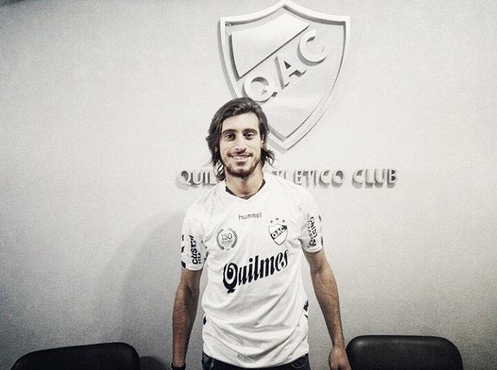 Los resultados de las malas decisiones: Un delantero en Quilmes rescinde su contrato, a meses de haber firmado