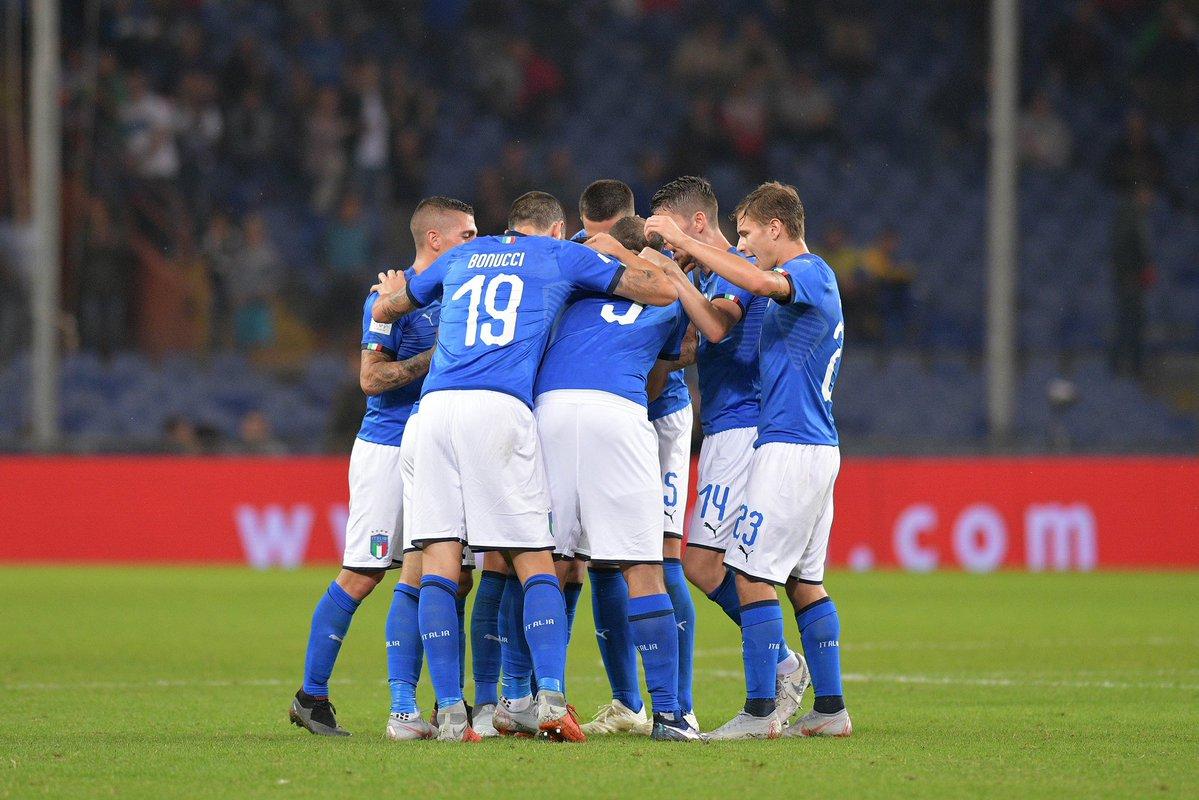 Nazionale Italiana - Le parole di Leonardo Bonucci in conferenza stampa