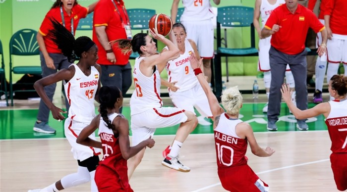 Rio 2016 - Basket femminile: Serbia - Spagna e Francia - Team Usa sono le due semifinali