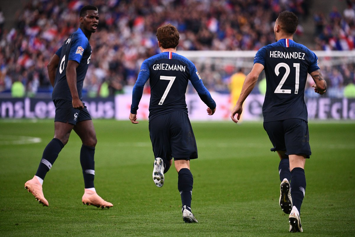 UEFA Nations League - Griezmann ribalta la Germania: la Francia vince 2-1