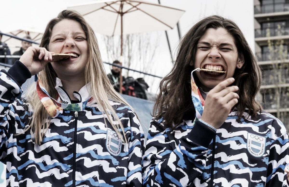 Buenos Aires 2018: Oro en BMX