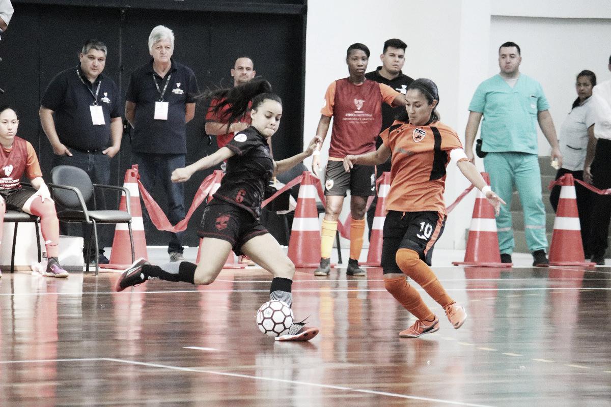 Deportivo Lyon, en semifinales de la Libertadores de futsal femenino