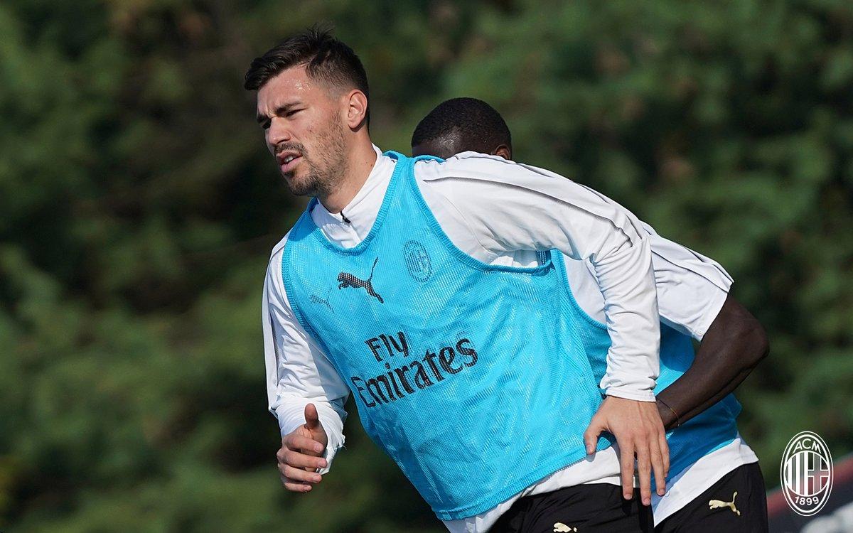 """Milan, Romagnoli: """"Non è solo il mio primo derby da capitano ma anche uno scontro diretto per la Champions"""""""