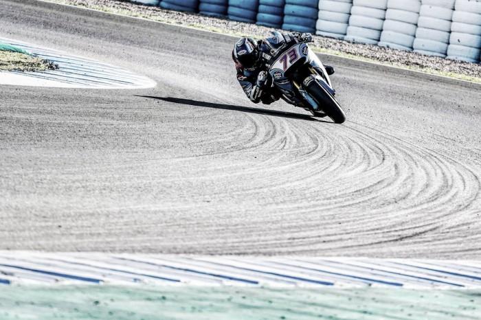 """Alex Márquez: """"Rodarcon una MotoGP es diferente"""""""