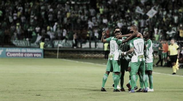 Atlético Nacional es el primer finalista de la Copa Águila 2018