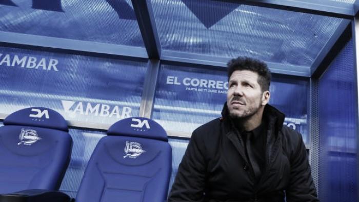 Liga, quante spine nella stagione dell'Atletico Madrid