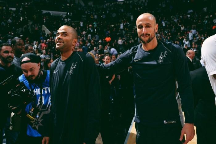 NBA - Anche Parker abdica, gli Spurs tra i problemi del presente e quelli del futuro