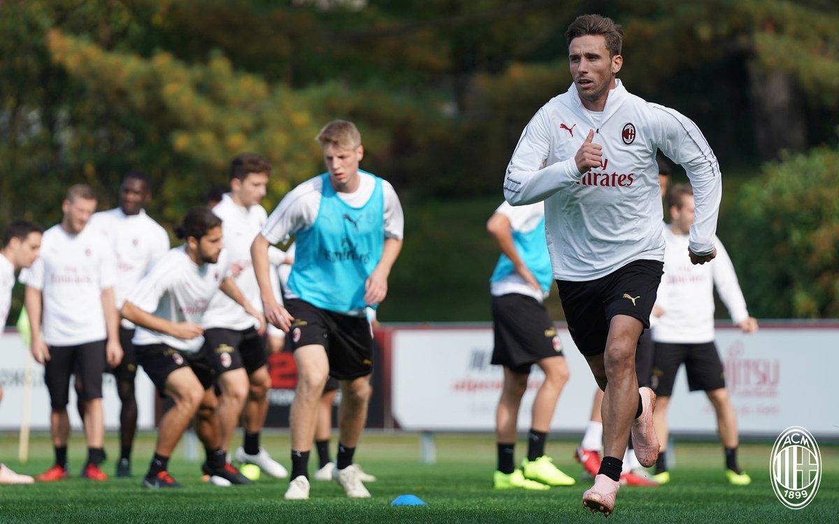 Milan, il rientro dei Nazionali: nulla di preoccupante per Rodriguez