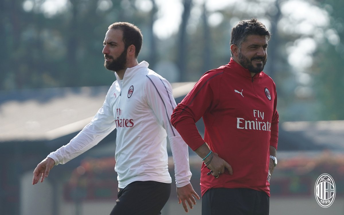 Milan - Inter, Gattuso vs Spalletti: due filosofie diverse al confronto