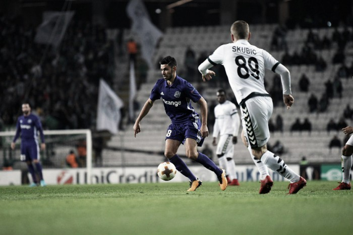 Marseille marca nos acréscimos e busca empate contra Konyaspor
