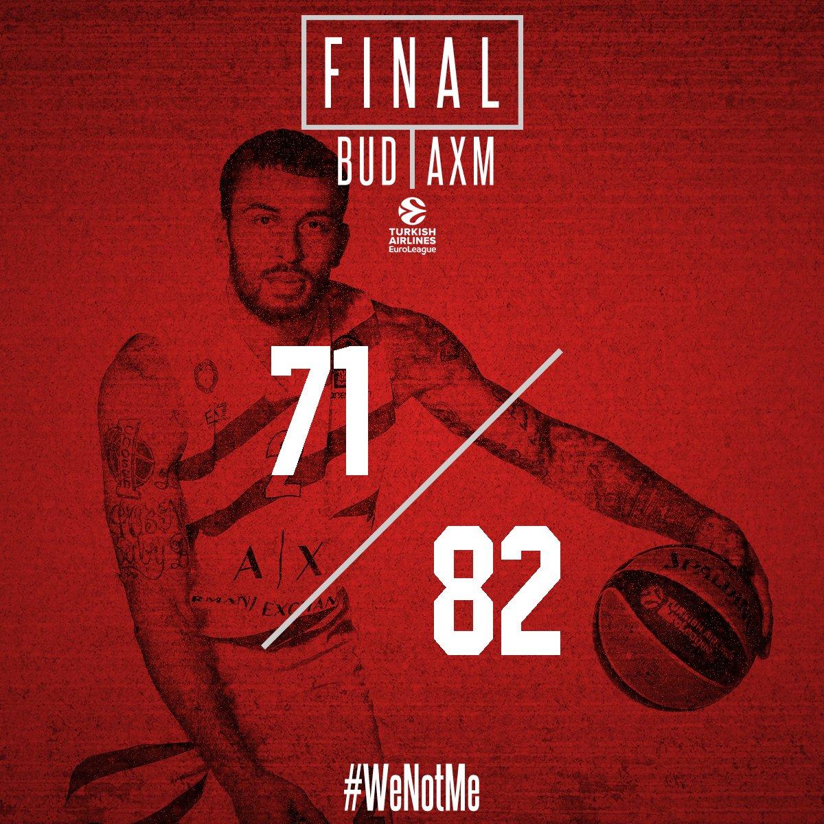 Eurolega, esordio vincente per Milano: 71-82 contro il Buducnost
