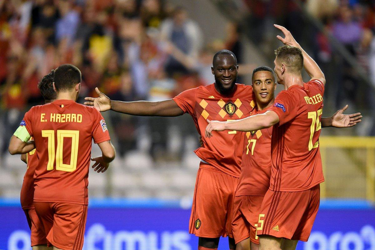 Nations League - Pari e patta tra Croazia ed Inghilterra, vince il Belgio