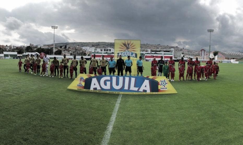 Patriotas cayó por la mínima diferencia ante Rionegro Águilas
