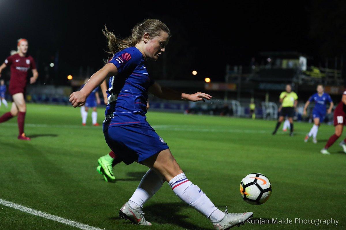 UEFA Women's Champions League: Chelsea 1-0 Fiorentina