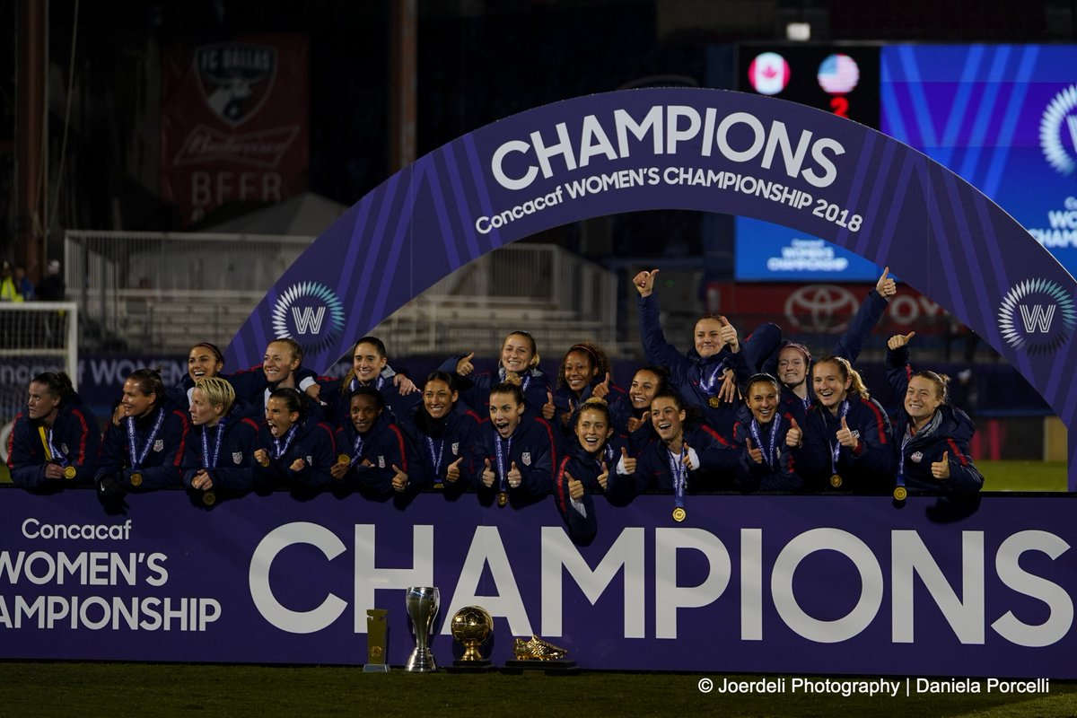CONCACAF Women's Championship Final Review
