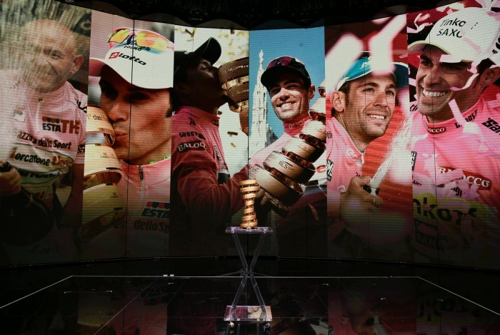 Giro d'Italia 2018, ecco il percorso della 101a edizione