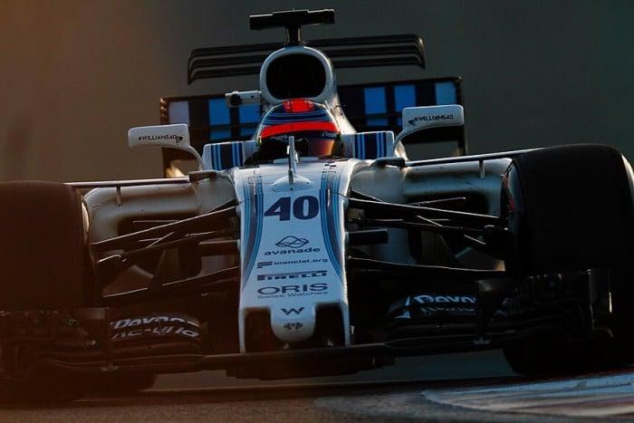 Ora è ufficiale, la Williams ha scelto Sirotkin. Kubica sarà collaudatore