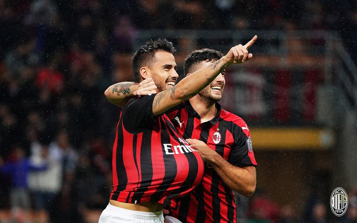 Serie A - Romagnoli stende il Genoa: il Milan vince 2-1