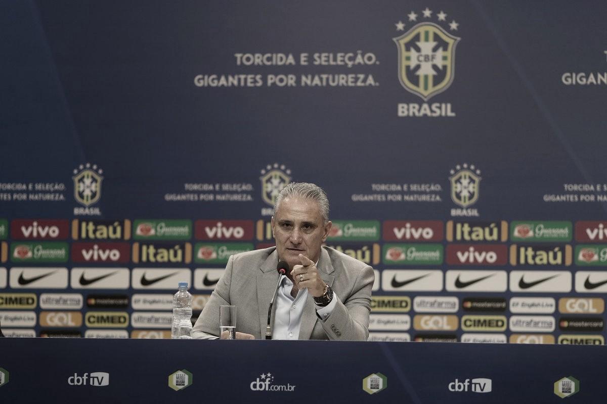 """Tite defende uso do VAR em empate do Brasil contra a Venezuela: """"Justiça"""""""