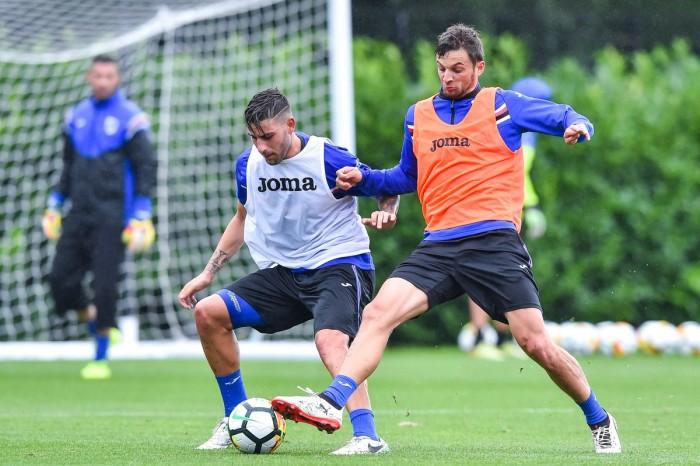 Sampdoria: le ultime in vista della sfida contro la Lazio