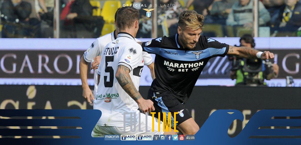 Serie A - Immobile e Correa stendono il Parma: la Lazio vince 0-2