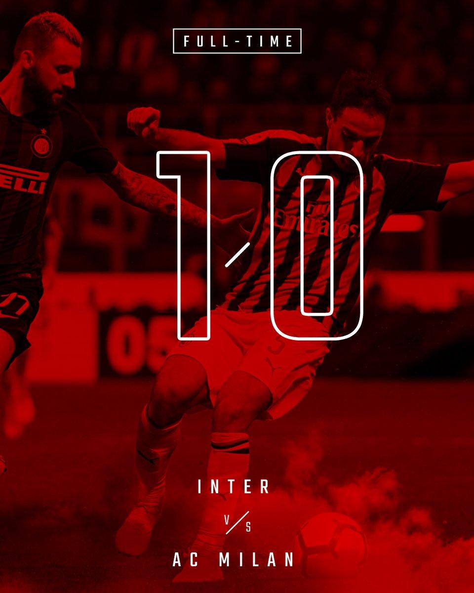 """Milan, Gattuso commenta la sconfitta: """"Il gol? Ha sbagliato tutta la linea difensiva"""""""