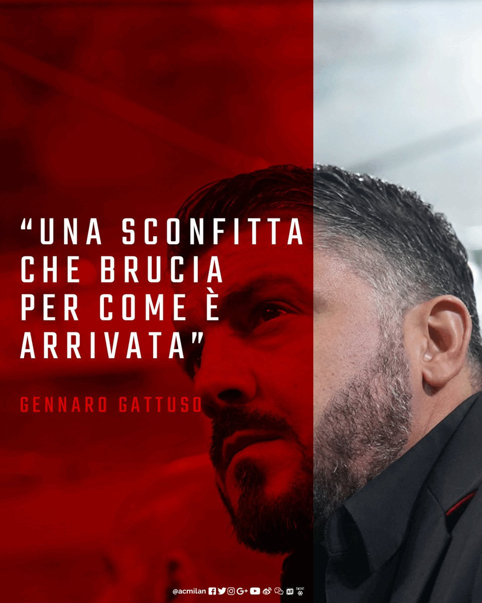 Milan, una sconfitta che brucia ma meritata: tanti errori dalla difesa fino a Gattuso. Obiettivi da ridimensionare?
