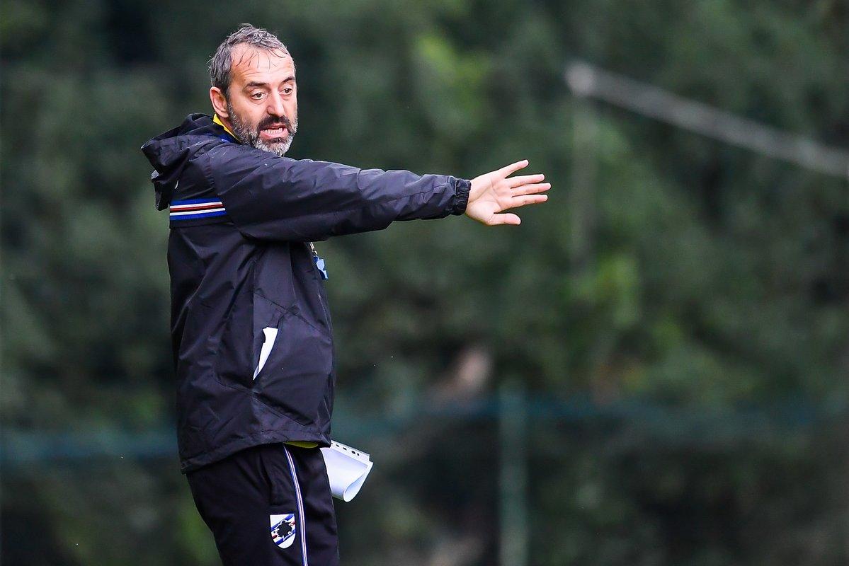 La Sampdoria ospita il Torino: Giampaolo in conferenza stampa