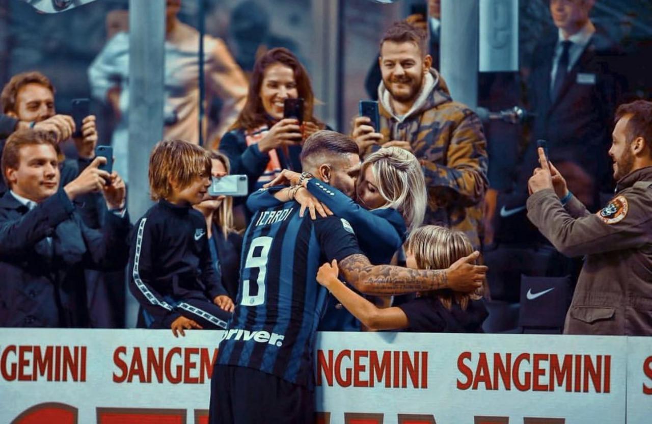 Inter: Wanda getta benzina sul fuoco ma il rinnovo di Icardi si farà