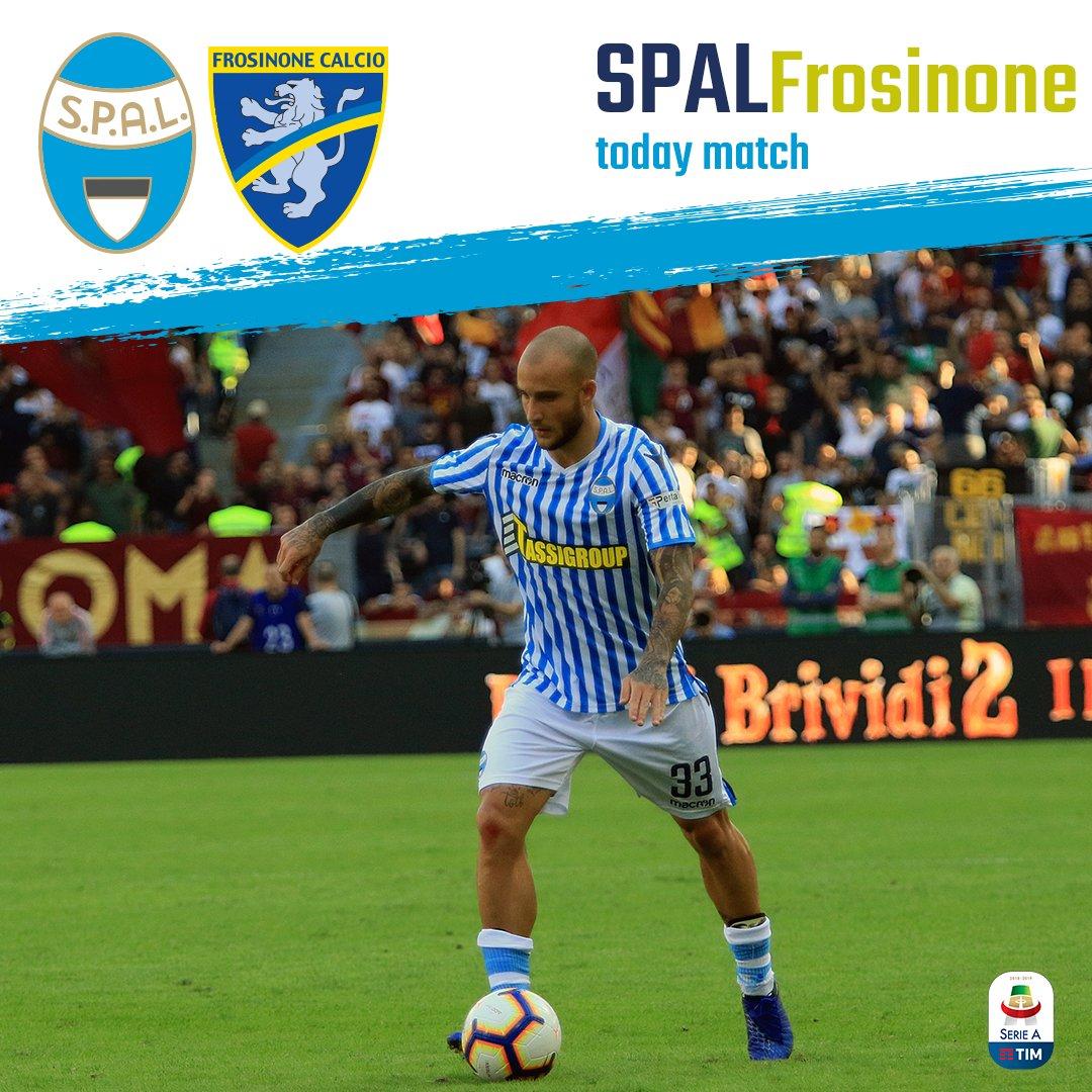 Serie A, Spal - Frosinone e Cagliari -Chievo: le ultime