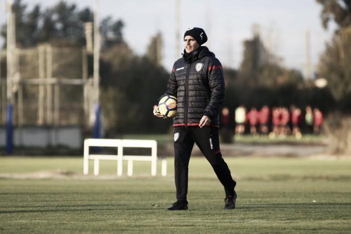 Cagliari: le ultime in vista della Sampdoria, pochi dubbi per Diego Lopez