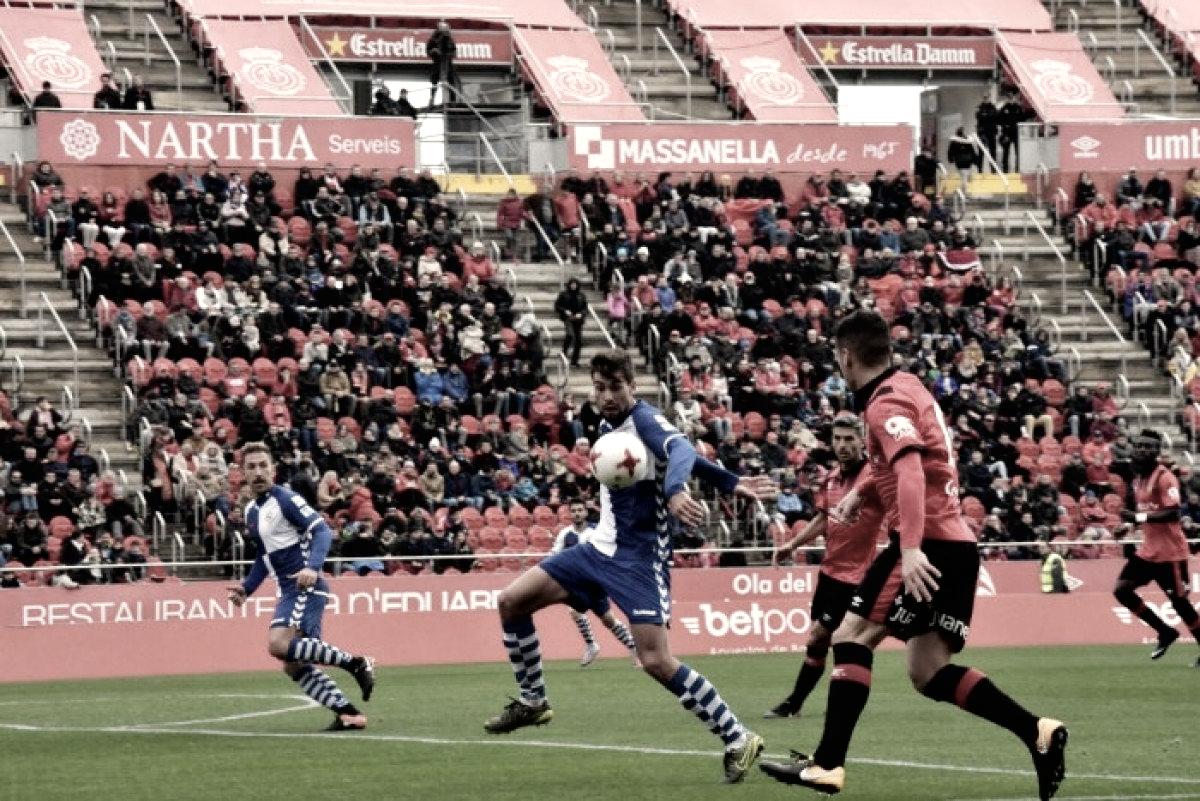 Previa Sabadell - RCD Mallorca:un punto por un título