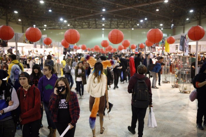 Mangafest 2017: Sevilla, capital del universo friki