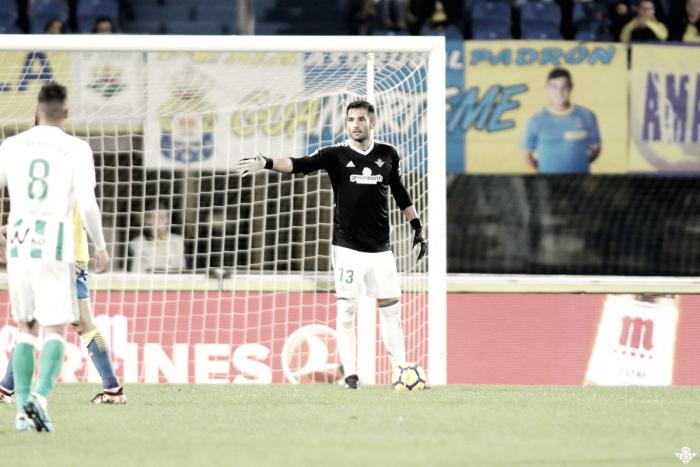 """Antonio Adán: """"Estoy seguro de que el equipo seguirá adelante"""""""