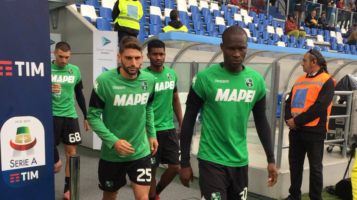 Serie A - Pari spettacolare tra Sassuolo e Bologna: 2-2 al Mapei Stadium