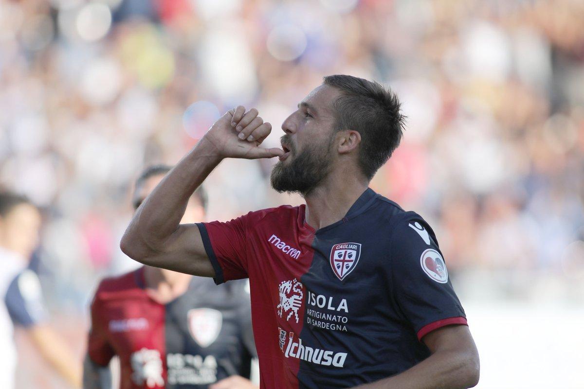 Al Chievo non basta Stepinski: Pavoletti e Castro trascinano il Cagliari (2-1)